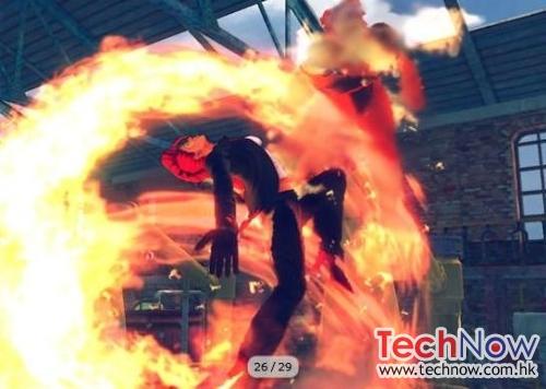 Street Fighter IV 《快打旋風 4》(Xbox)