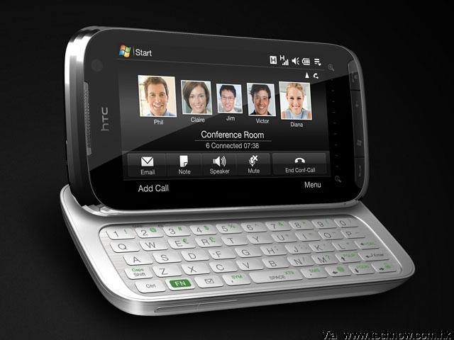 HTC Touch Pro2 Keyboard