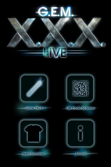 GEM XXX LIVE