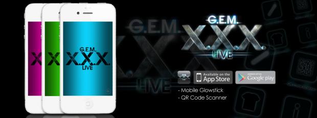 GEM XXX LIVE2
