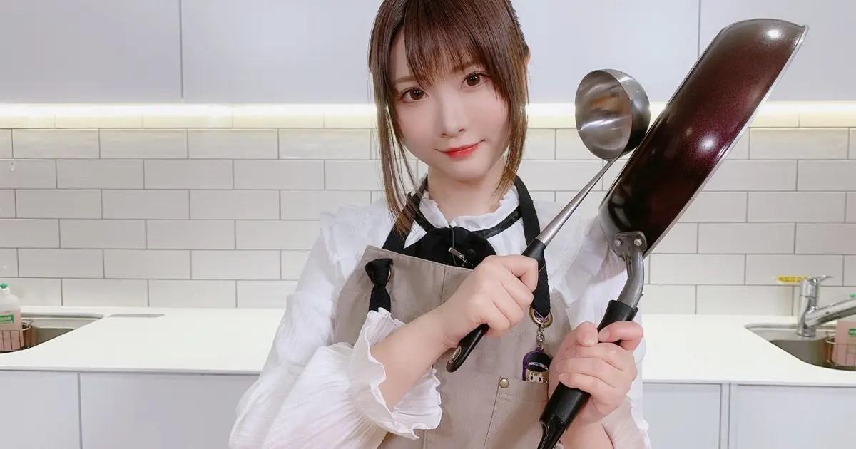 日本知名cosplayer紫花菫於「tales-of」系列官方頻道參加演出!