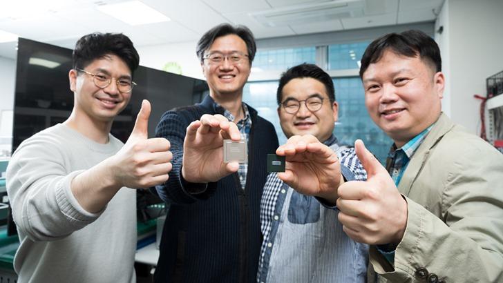 三星電子系統半導體部門開發人員暢談支援8k超高畫質電視的半導體技術